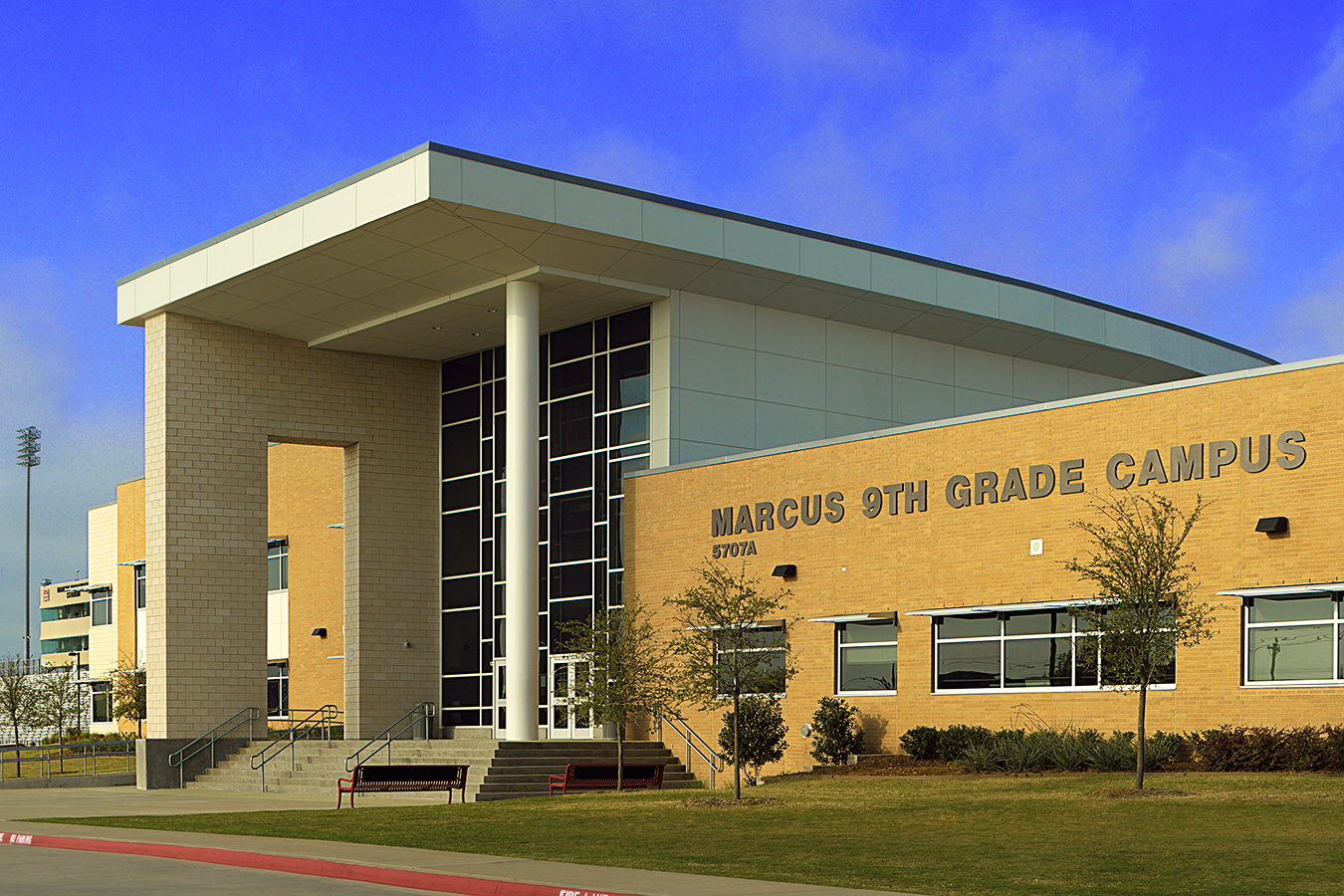 Marcus High School 9th Grade Center