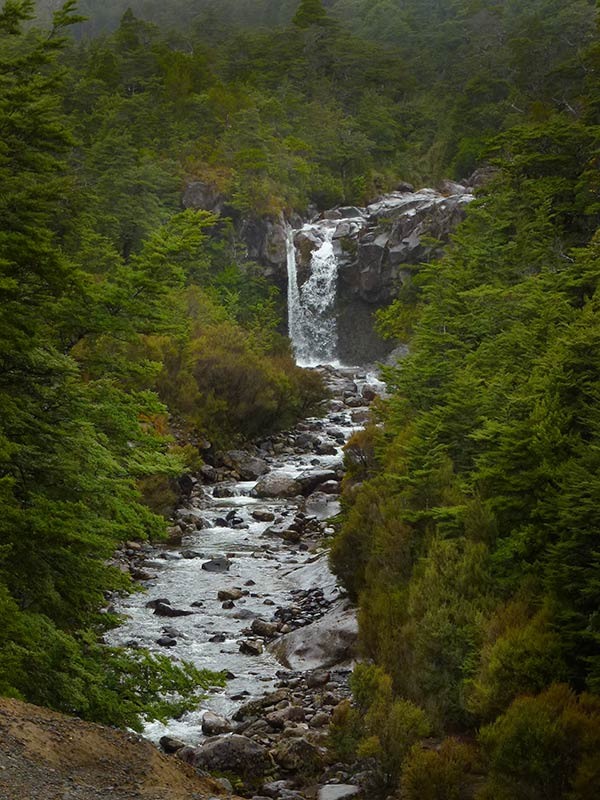 Ohakune Mountain Falls