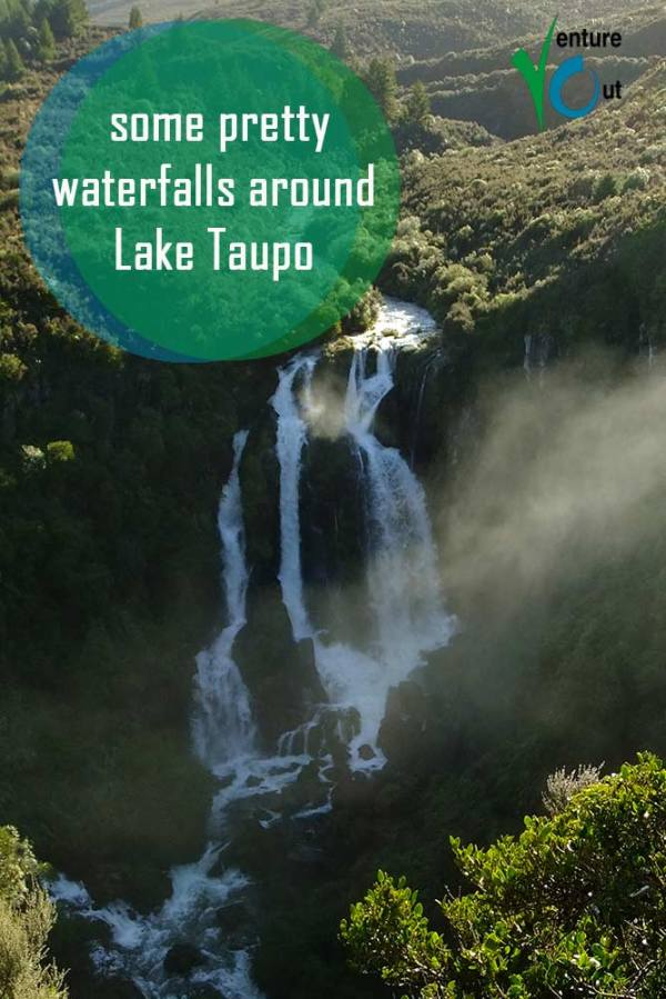 Taupo Waterfall