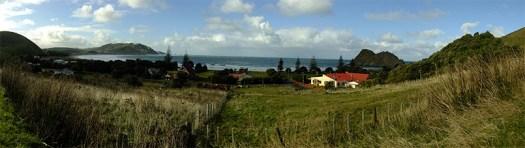 Whale Rider Village Whangara