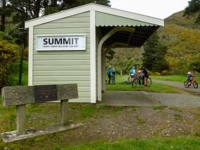 At Summit Station
