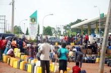 Image result for images of fuel in nigeria