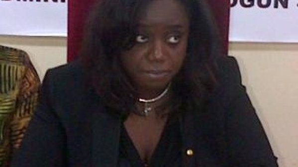 Kemi Adeosun - Finance Minister