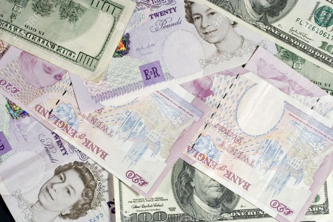 Naira steadily rise as against the Pounds and the Dollar