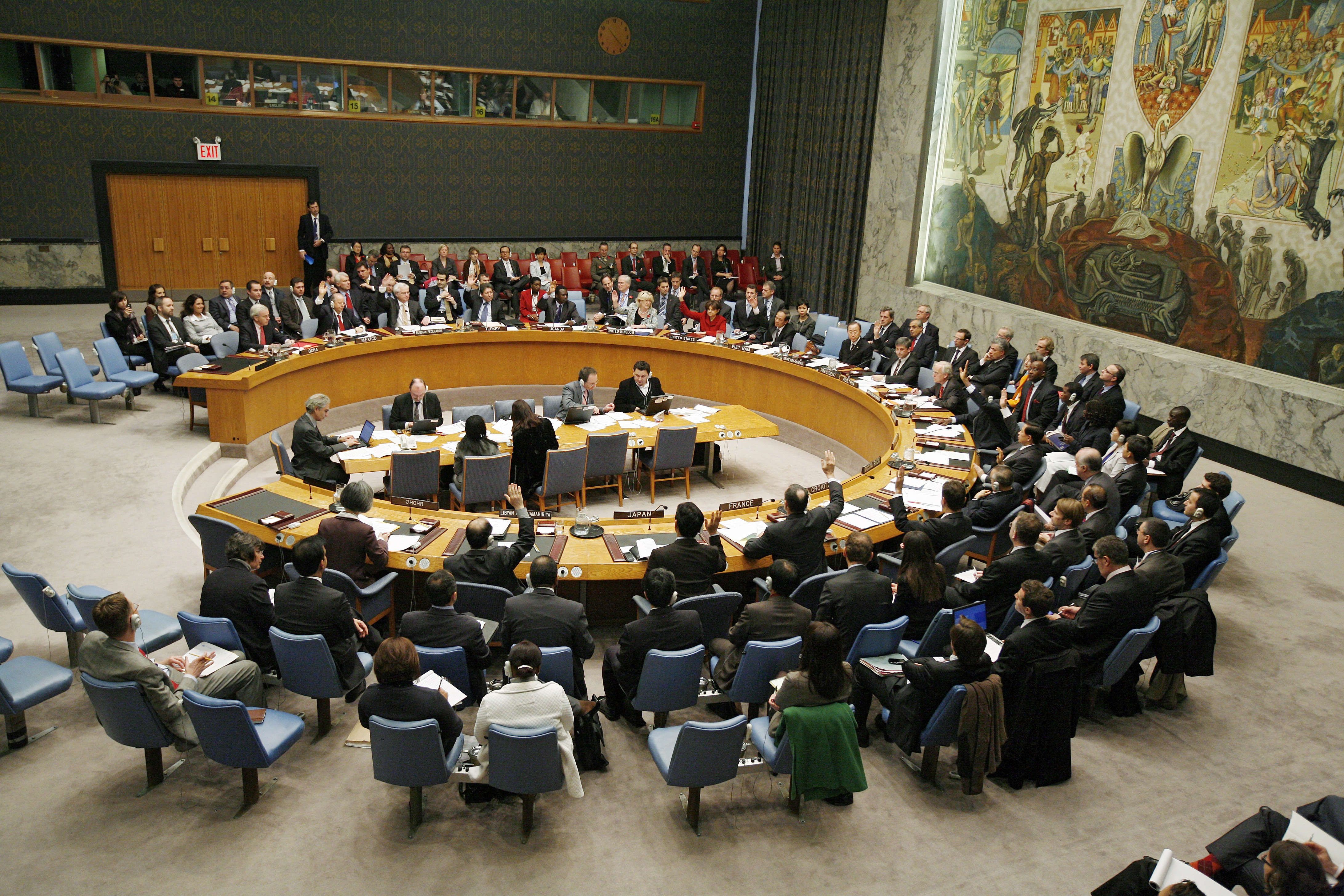 Why The Reform Of The Un Security Council Is Inevitable