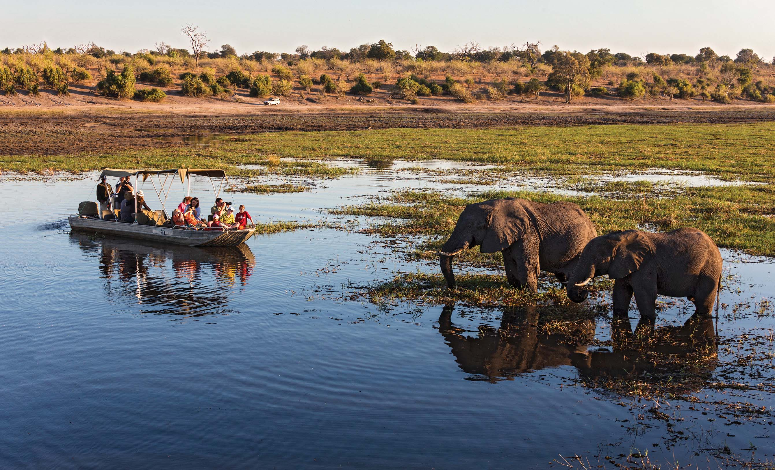 Study Suggesting Human Life Originated In Botswana Expected To Catalyse Its Travel Market