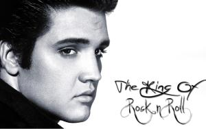 Elvis-Presley-The-King-Wallpaper