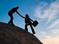 Women and Men must collaborate in the advancement of women