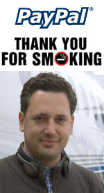VV Show #34 – David O. Sacks, Co-Founder of PayPal and Producer of Thank You For Smoking