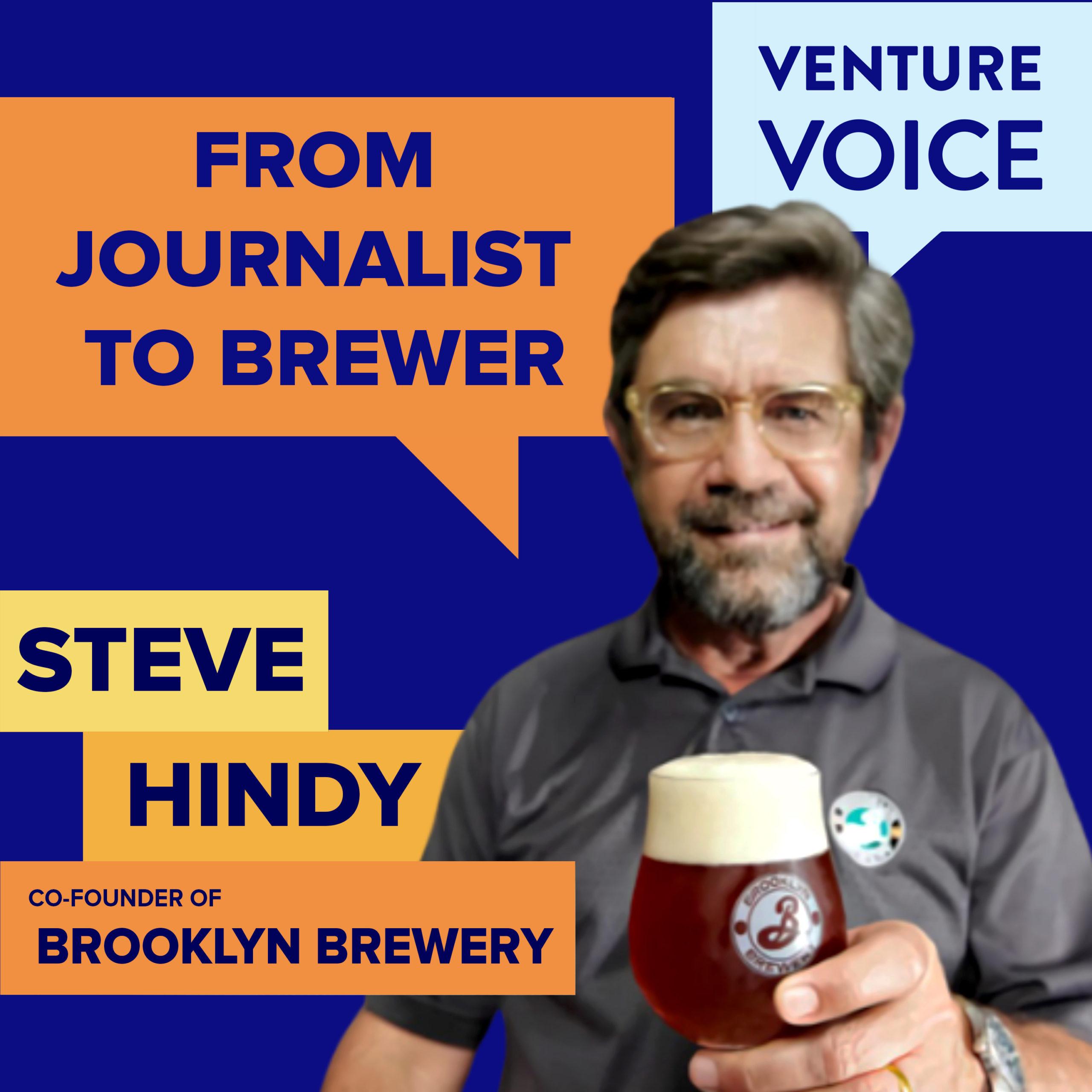 Steve Hindy of Brooklyn Brewery
