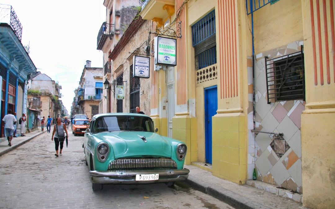 Cuba: 24 Hours In Havana