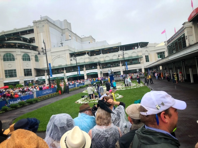 Kentucky Derby Paddocks