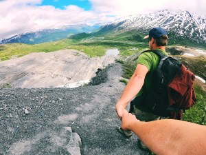 Alaska Hiking