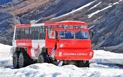Columbia Icefields Glacier Adventure