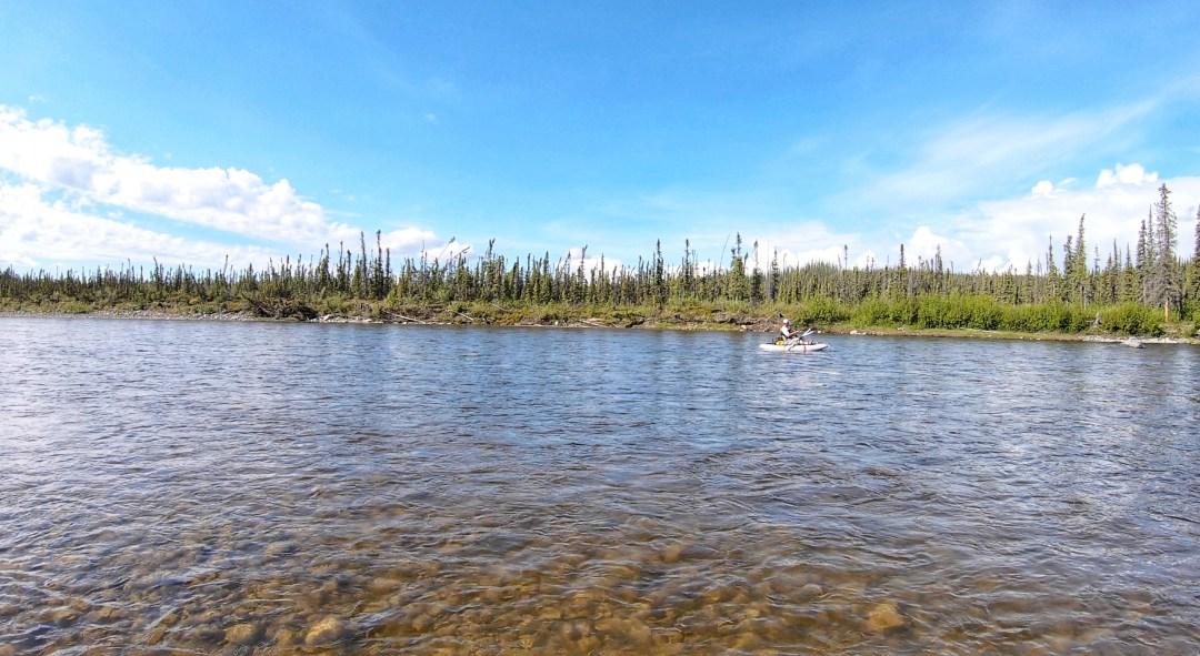 River Trip Alaska