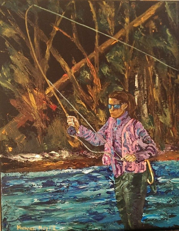 Michael Meyer Fly Fishing
