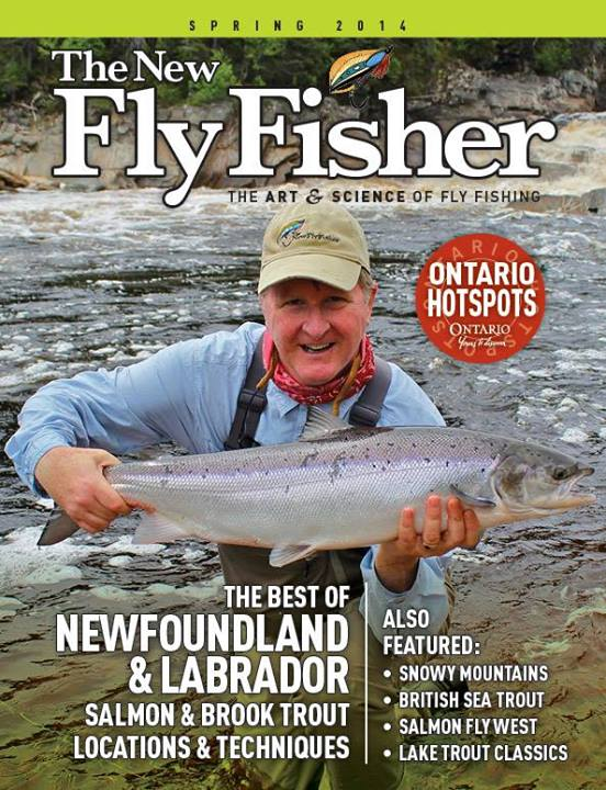 The New Fly Fisher