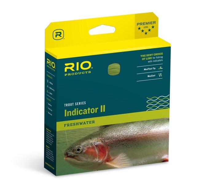 RIO Indicator II Fly Line