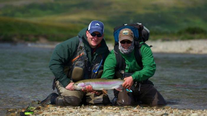 John Perry Alaska Guide