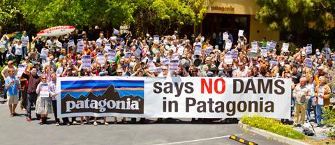 Patagonia Demonstration