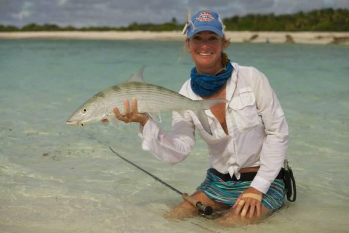 Meredith McCord Fly Fishing