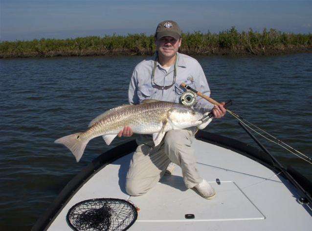 Blaine Townsend Client Redfish