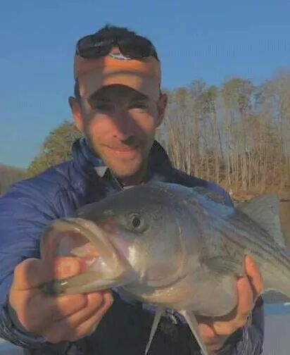 Josh Laferty Virginia Fly Fishing Guide