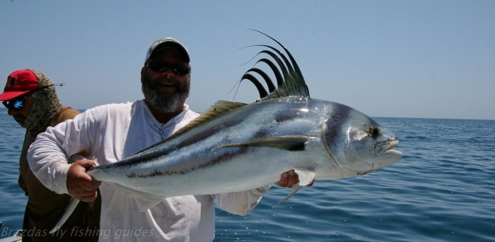 Jeff Brazda Roosterfish