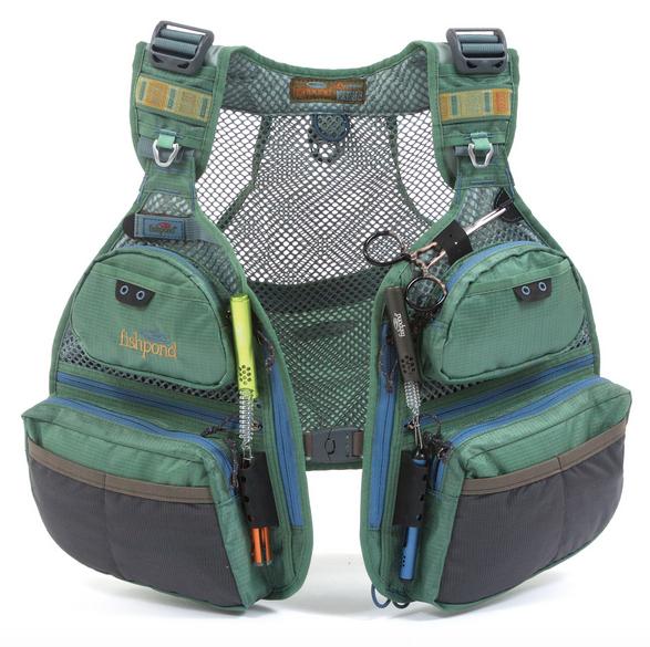 Fishpond vest