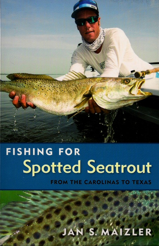 Fishing for Spotted Seatrout