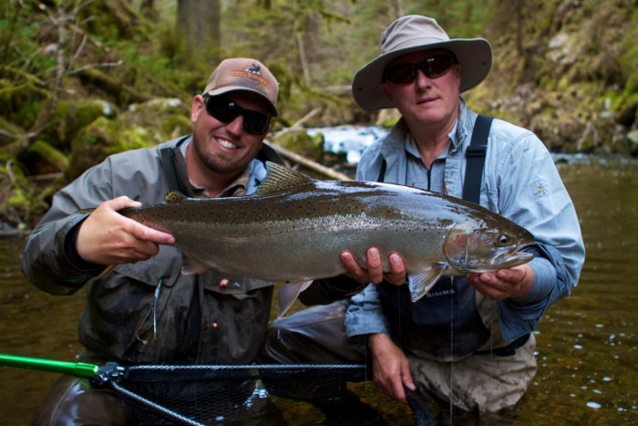 Tongass Alaska Steelhead