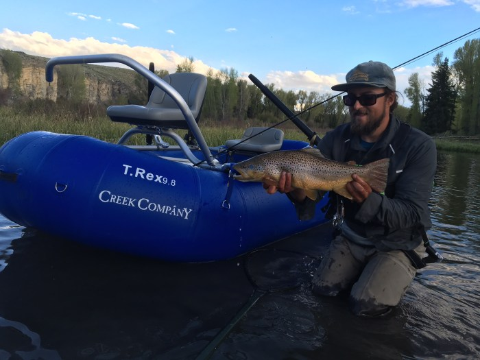Creek Company T Rex 2