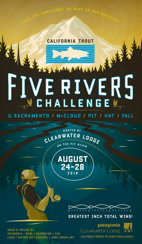 Five Rivers Challenge