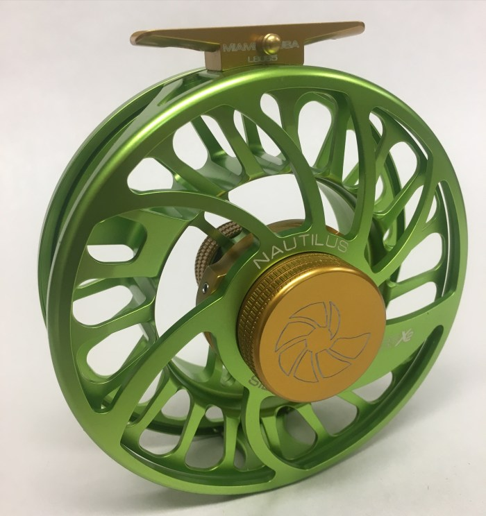 Nautilus CCF-X2 Key Lime Green