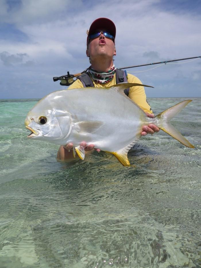 Jako Lucas permit fly fishing