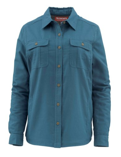 SIMMS Womens Guide Insulated Shirt