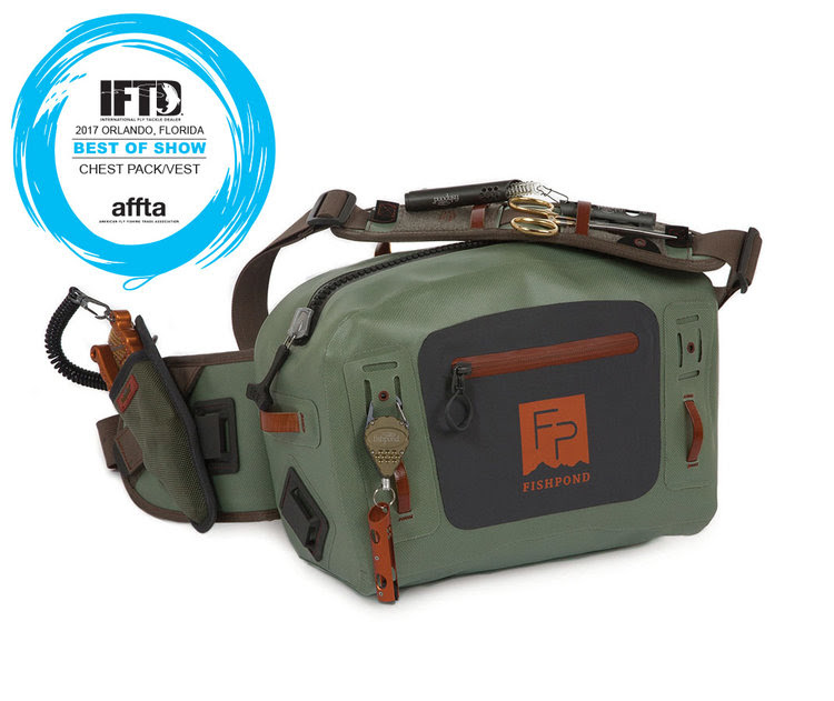 Thunderhead Submersible Lumbar Pack fishpond