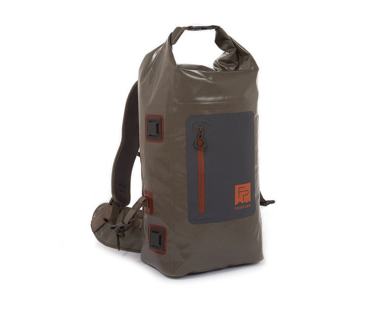 Wind River Roll Top Backpack fishpond