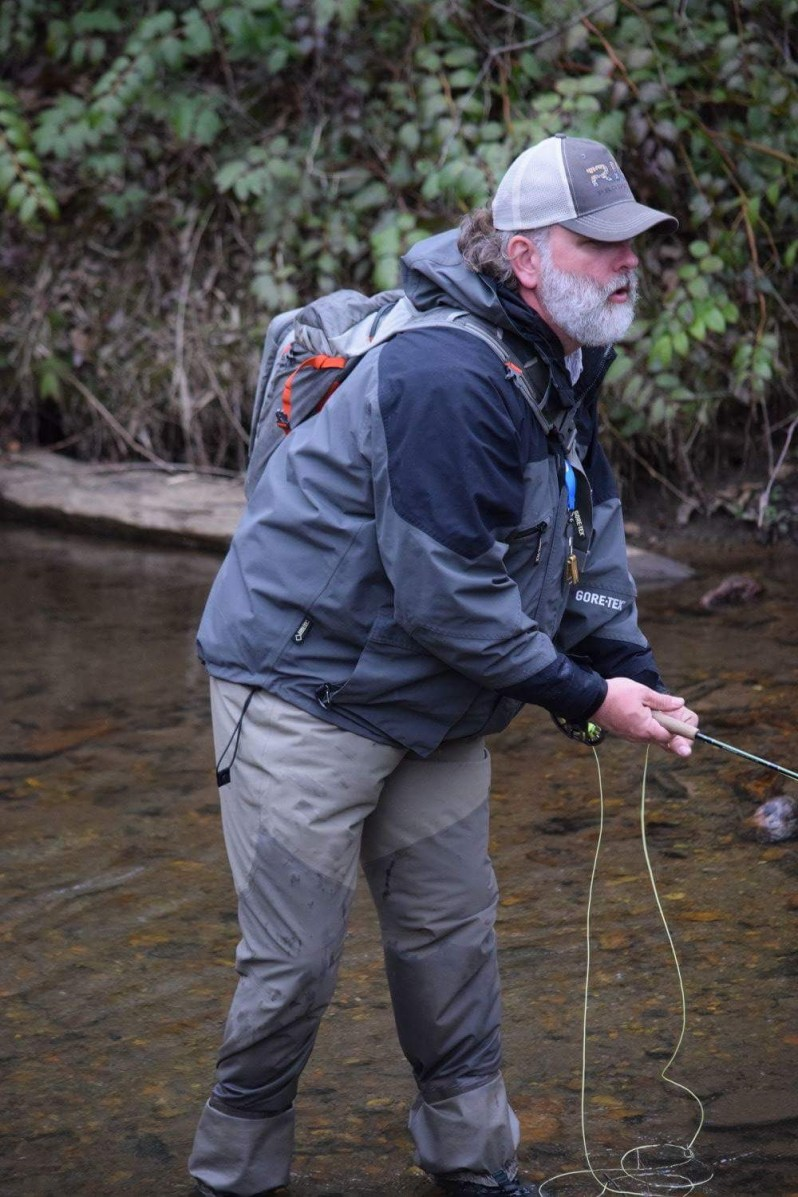 James Dudley fly fishing 4