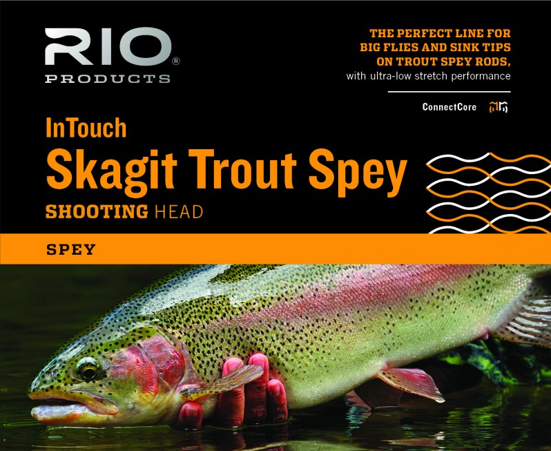 RIO InTouch Skagit Trout Spey line