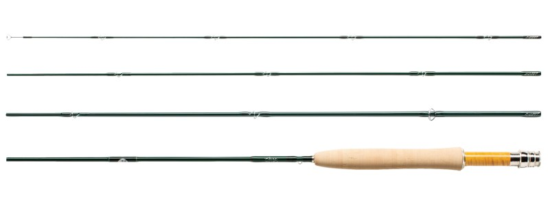 Winston Pure rod