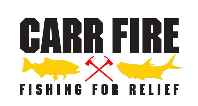 Carr Fire Fishing