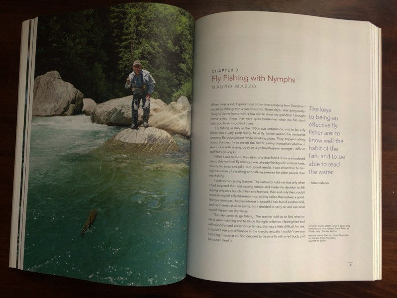 Simple Fly Fishing book