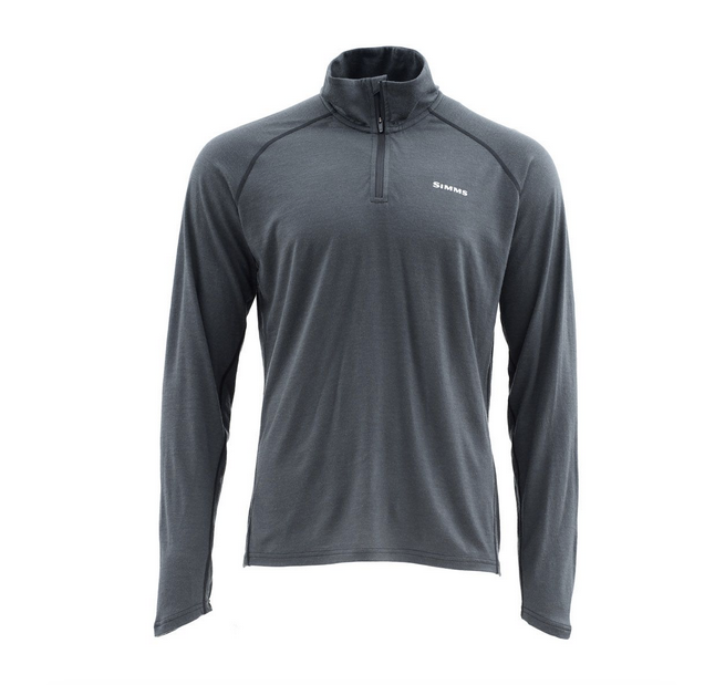 Simms Ultra-Wool Core 1:4 Zip