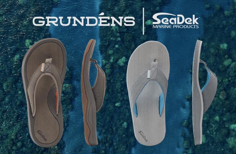 Grundens SeaDek Sandals