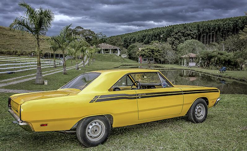 Rafael Costa car