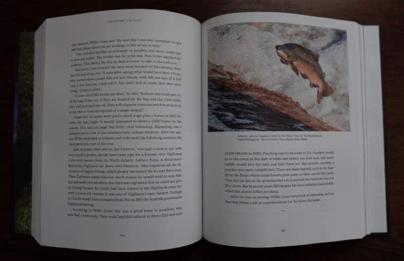 Salmon Book