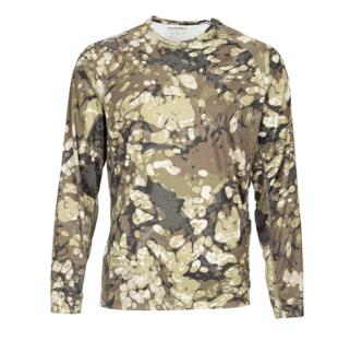 Simms Riparian Camo shirt
