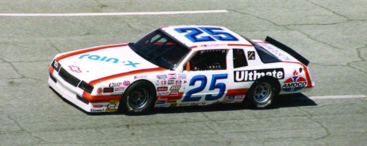 Bill Venturini's 1987 ARCA Racing Series Championship Car