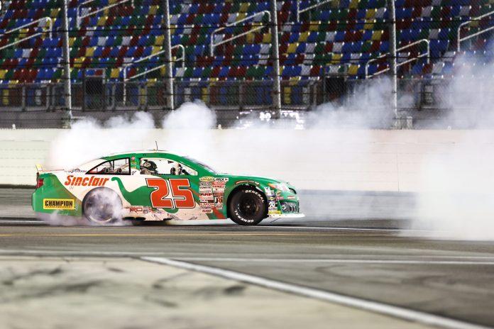 Michael Self Completes Historic Sweep at Daytona